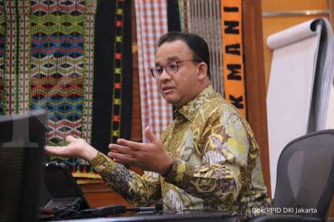 Anies mencemaskan kondisi Jakarta, ini pemicunya