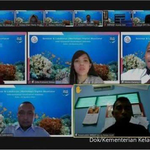 Tingkatkan Kompetensi Penyusun Laporan Keuangan, KKP Gelar Semiloka Digital Akuntansi