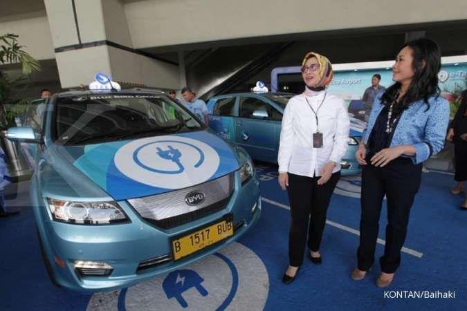 Blue Bird (BIRD) targetkan tambah 200 unit mobil listrik pada 2020