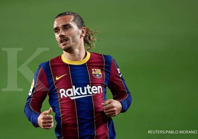 Antoine Griezmann akan hengkang dari Barcelona?