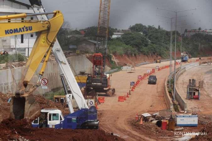 Enam ruas tol baru Jabodetabek akan beroperasi akhir 2020