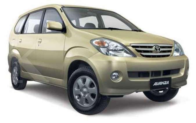 Harga mobil bekas Toyota Avanza (MPV)