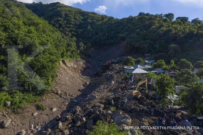 Relokasi rumah warga terdampak bencana longsor NTT, Kementerian PUPR siapkan Rp 338 M