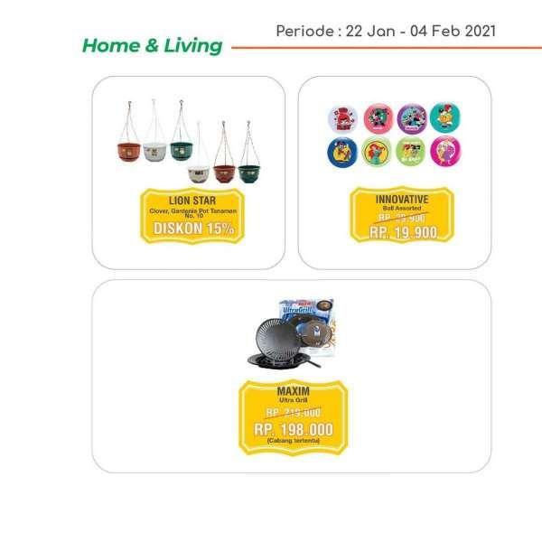 Promo Yogya Supermarket 22 Januari – 4 Februari 2021