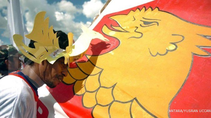 Akhirnya Gerindra umumkan dua orang sebagai cawagub DKI, satu calon dari PKS