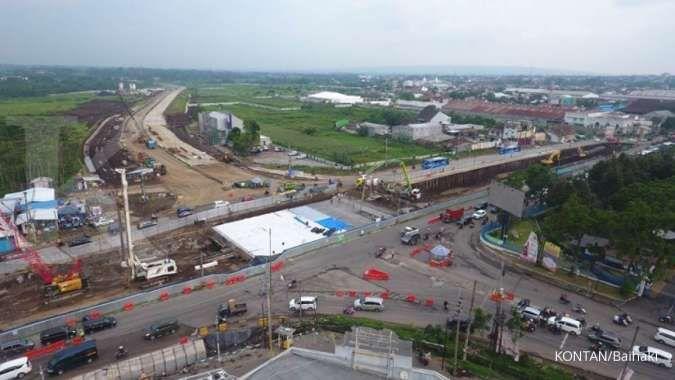 Jokowi minta pembangunan tol Pandaan-Malang rampung akhir 2019