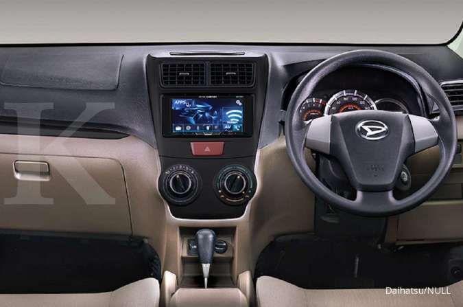 Harga mobil bekas Daihatsu Xenia (Sisi Interior)