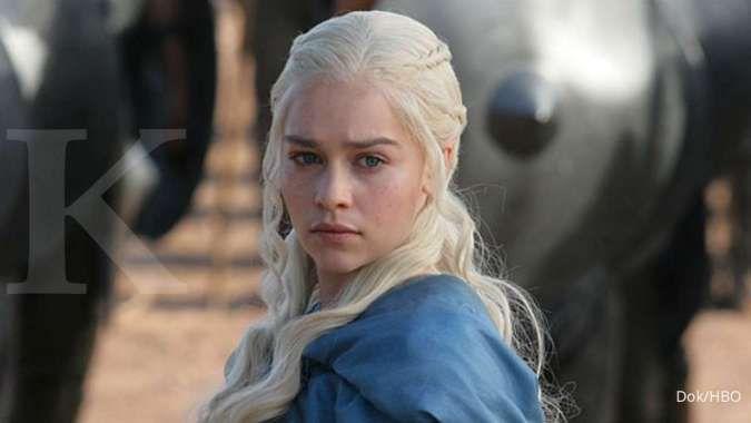 Setelah Game of Thrones, Emilia Clarke ingin bertahan lama di Marvel Universe