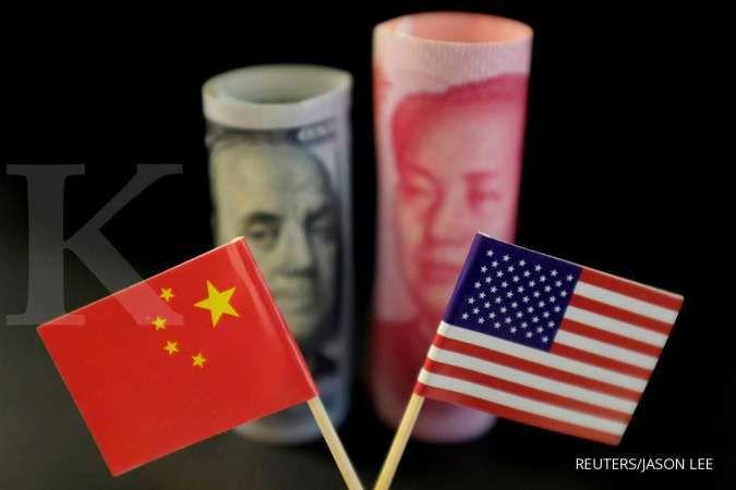 hubungan as-china