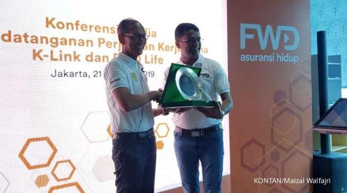 Perluas penjualan, FWD gandeng K-Link pasarkan asuransi kesehatan syariah