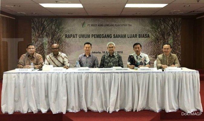 Simak hasil RUPS kedua Multi Agro Gemilang Plantation (MAGP)