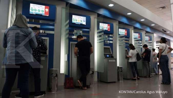 Respons manajemen Bank BCA terkait keluhan konsumen soal mesin ATM yang eror
