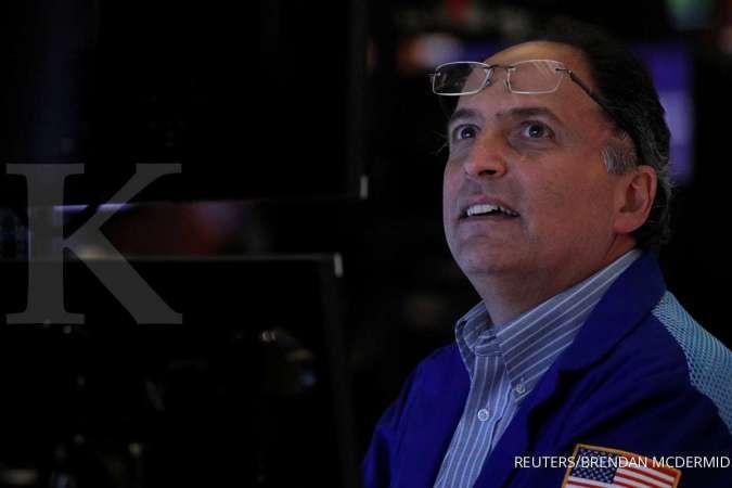 Wall Street mixed, investor mengincar saham terkait pertumbuhan