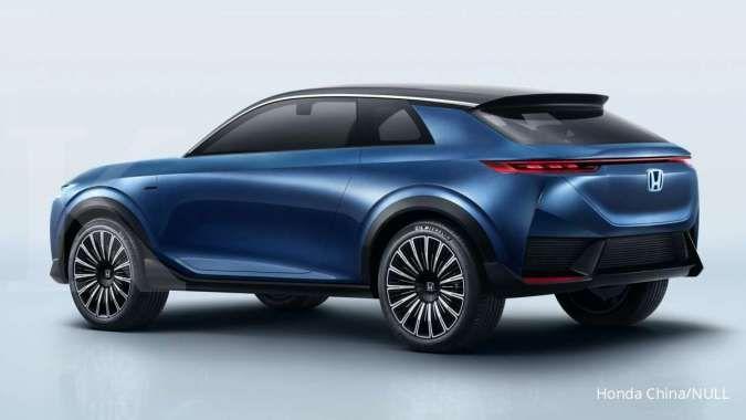 Konsep mobil listrik Honda SUV terbaru