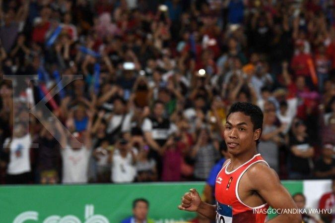 Lalu Zohri maju ke final lari 100 meter Atletik Asia 2019 di Doha