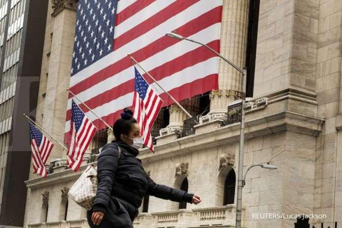Trump meneken UU yang memungkinkan perusahaan China keluar dari bursa saham AS