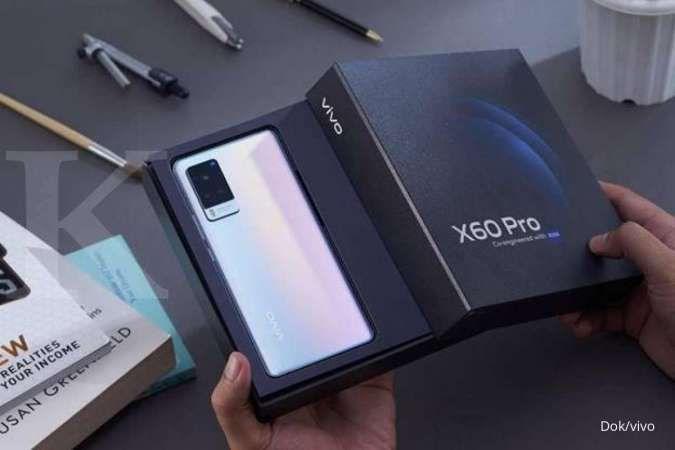 Meluncur hari ini! Simak spesiikasi Vivo X60 dan X60 Pro versi Indonesia
