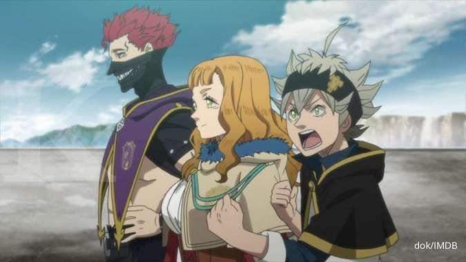 Black Clover 264, terungkap! Yuno adalah pangeran Spade Kingdom