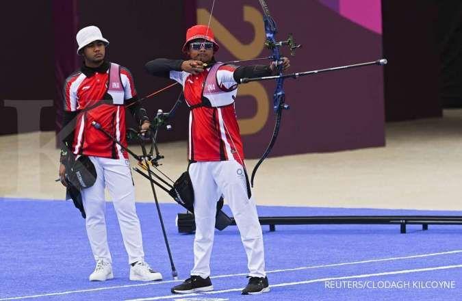 Jadwal Atlet Indonesia di Olimpiade Tokyo 2020 hari ini, ada badminton dan panahan