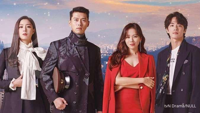 Ada drakor Crash Landing On You, inilah 10 drama Korea rating tertinggi tahun 2020