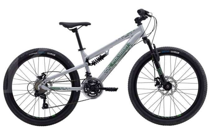 Harga sepeda gunung Polygon murah seri Rapid terbaru Februari 2021
