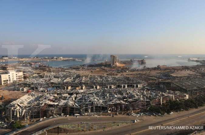 Semakin banyak pejabat mengundurkan diri dari jabatannya pasca ledakan di Lebanon