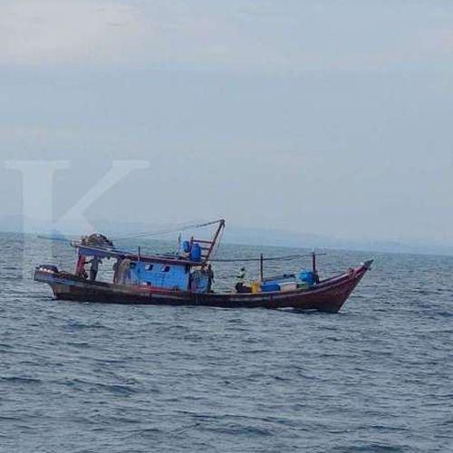 KKP Tangkap Dua Kapal Ikan Trawl di Aceh