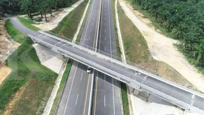 Jalan tol Pekanbaru – Dumai tingkatkan konektivitas kawasan industri di Provinsi Riau