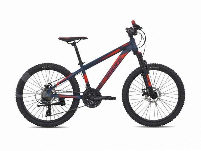 Cek daftar harga sepeda gunung Pacific Invert 100 terbaru, harganya cuma Rp 2 jutaan