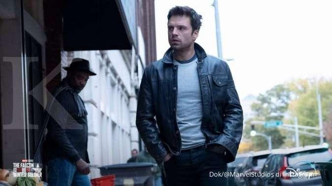 Falcon and The Winter Soldier segera tamat, ini kata Sebastian Stan tentang season 2