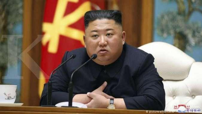 Absen tiga minggu, Kim Jong-un muncul dan gelar pertemuan militer
