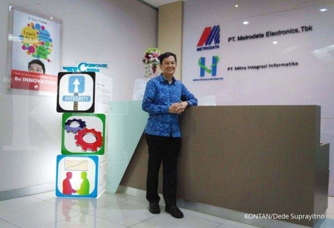 Perbankan perkuat digital banking, Metrodata Electronics (MTDL) icar peluang