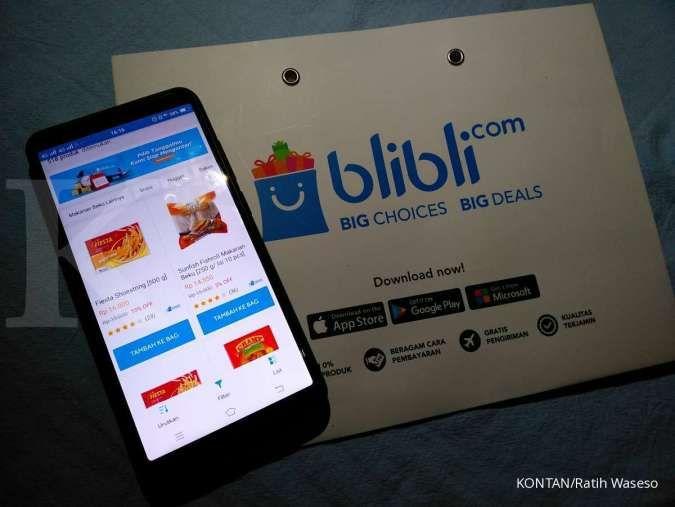 Trafik belanja naik 250% dalam lima jam, Blibli.com perpanjang Pesta Belanja 10.10