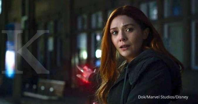 Gabung Marvel, Elizabeth Olsen bersedia jadi Wanda karena suka Star Wars sejak kecil