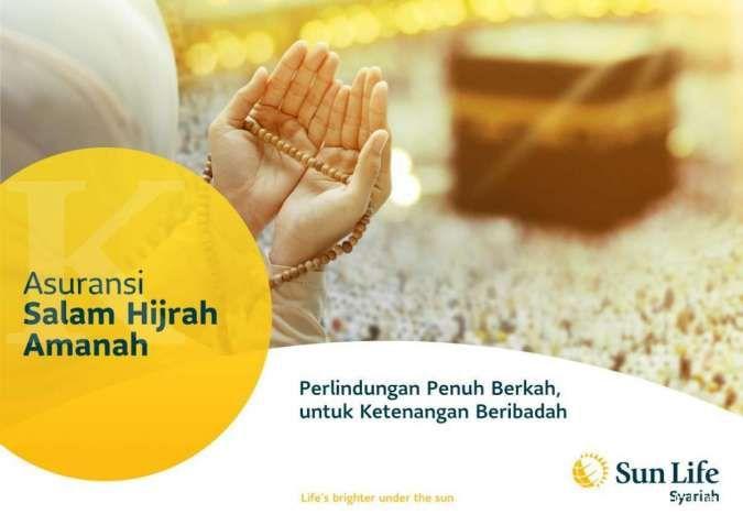 Sun Life gandeng Bank Muamalat luncurkan Asuransi Salam Hijrah Amanah