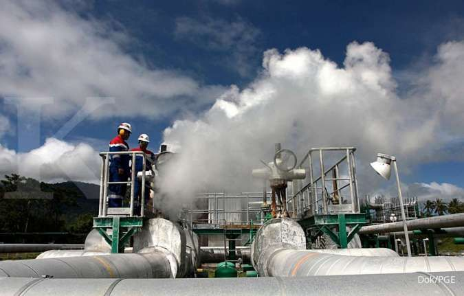 Kementerian BUMN sebut PGE paling potensial jadi induk holding panas bumi