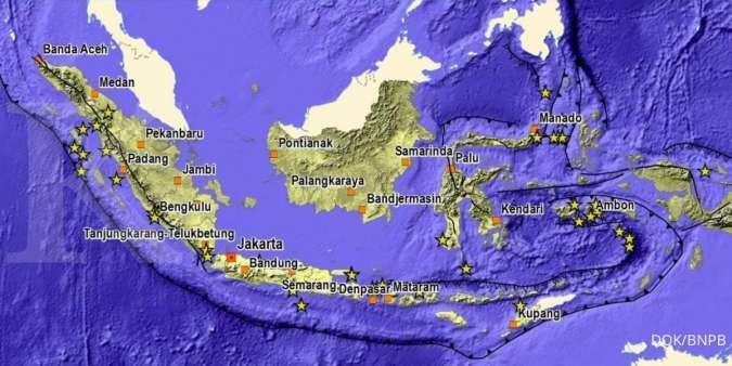 Ada potensi tsunami di Laut Selatan Jatim, ini informasinya