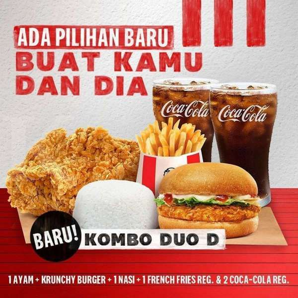 Promo KFC terbaru 14 September