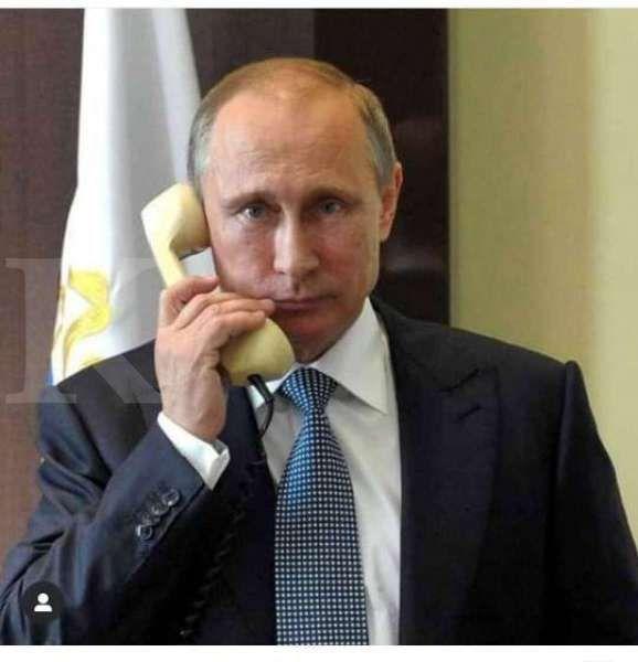 Amerika Serikat rusuh, Donald Trump telepon Vladimir Putin, ini yang dibicarakan