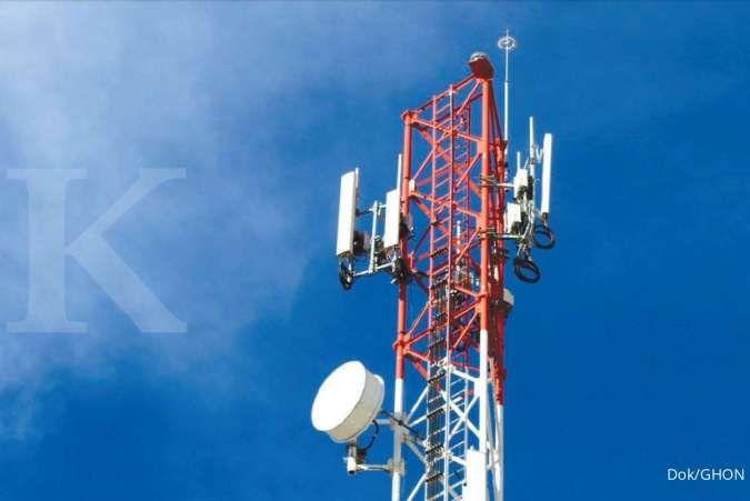 Bisnis menara telekomunikasi makin kompetitif, GHON yakin bisa terus bertumbuh