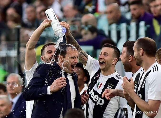 Di musim depan, Massimiliano Allegri lebih pilih pemain muda untuk skuad Juventus