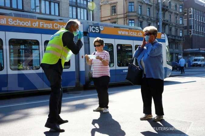 Transportasi publik bisa jadi salah tempat penyebaran Virus Corona.
