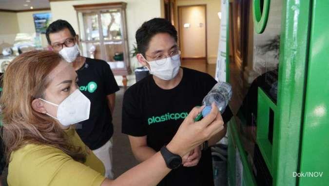 INOV luncurkan program pengelolaan sampah botol plastik lewat platform digital