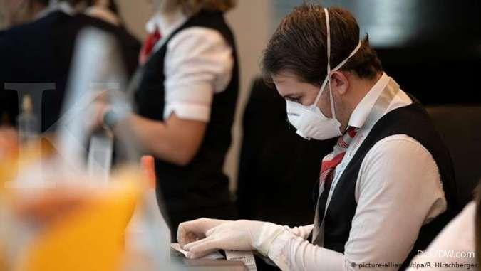 Dampak Wabah Corona, Lufthansa Akan Hapus 22.000 Tempat Kerja