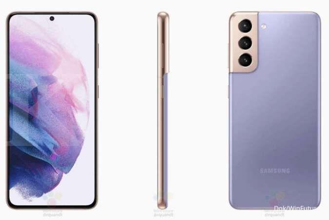 Operator seluler Belgia tak sengaja bocorkan harga Samsung Galaxy S21