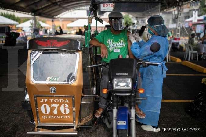Filipina merencanakan strategi lockdown baru untuk mengangkat perekonomian