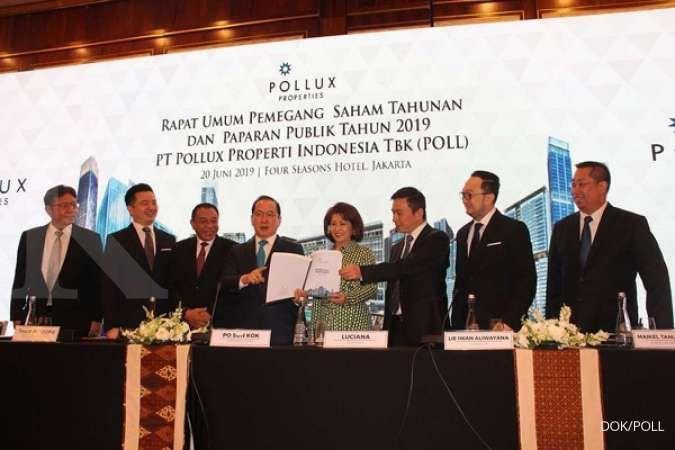 Pollux Properti Indonesia (POLL) pegang tujuh proyek properti tahun ini