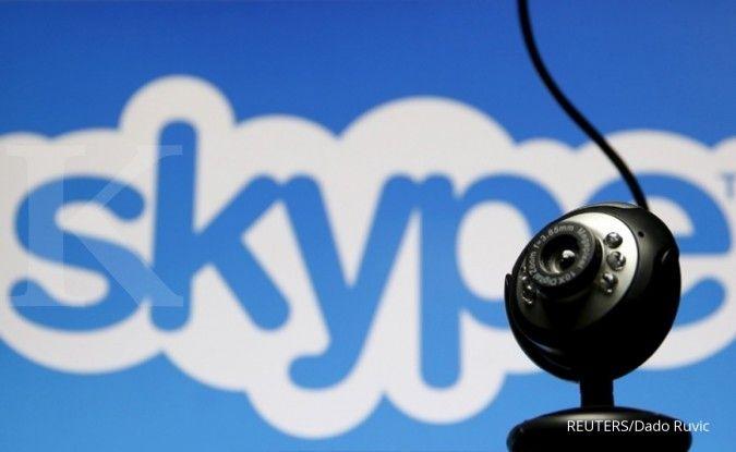 Lagi WFH! Ini cara video call via Skype yang bisa mengundang lebih dari lima orang