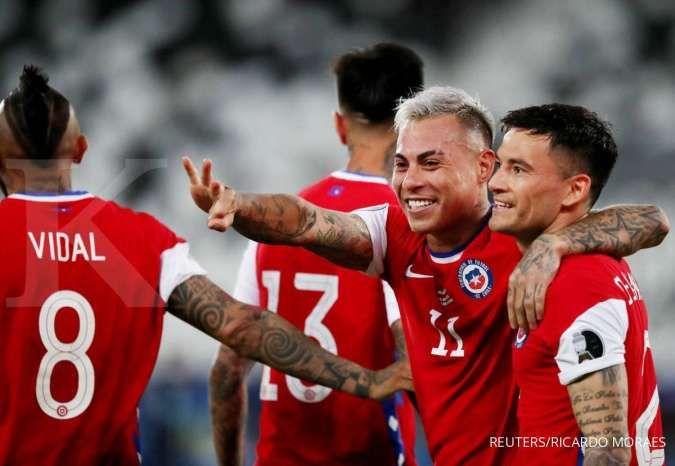 Jadwal Copa America 2021 Chile vs Bolivia: Skuad La Roja lebih siap lawan La Verde