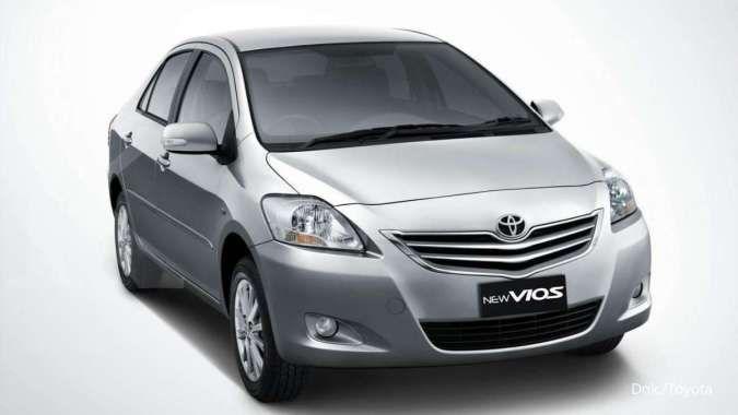 Harga mobil bekas Toyota Vios keluaran generasi ini mulai Rp 60 juta saja